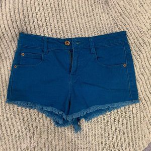 Forever 21 Premium Denim Shorts